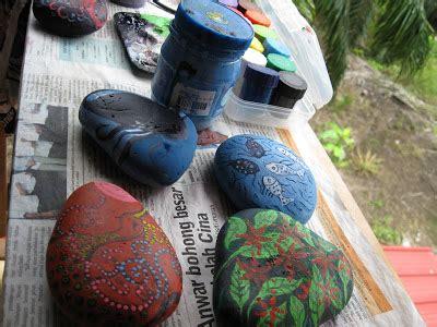Kancing Kayu Istana seni rupa alam melayu pengeluaran seni tempatan