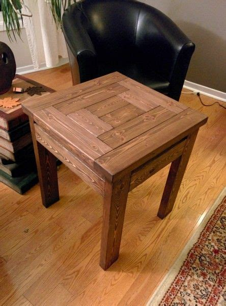 table  walnut stain diy