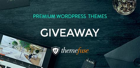 blog theme giveaway themefuse giveaway 3 free themes to win