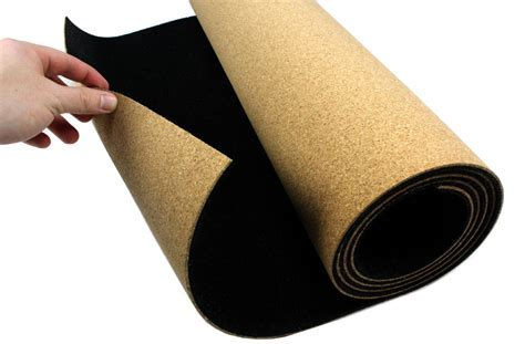 Eco Cork Yoga Mat   Durable 'Green' Yoga Mat