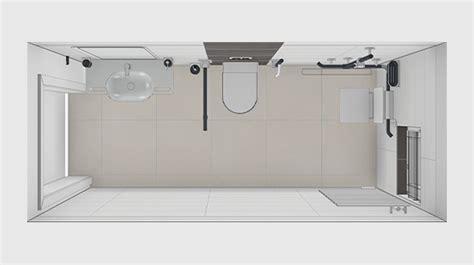 badezimmer barrierefrei barrierefreie b 228 der