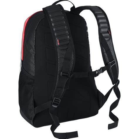 Nike Air Court Backpack nike court tech backpack black silver tennisnuts