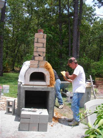 outdoor pizza oven plans diy crafting