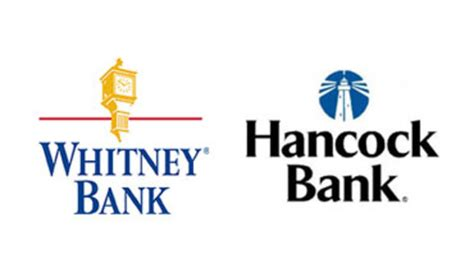 whiney bank hancock banks to combine cbs news