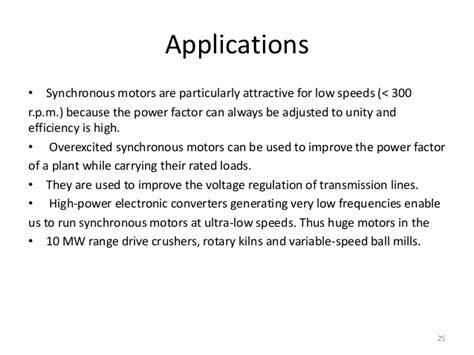 application of induction motor single phase induction motor