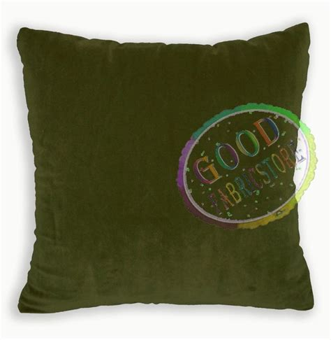 microfiber couch cushion covers mf40a light gold olive microfiber velvet cushion cover