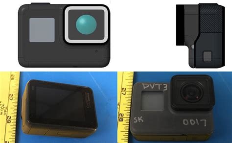 Gopro Hero 5 Photos And User Manual Leaked Voice Commands