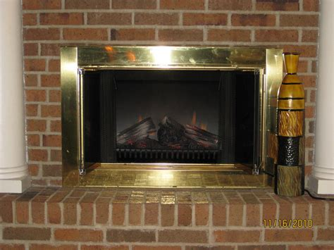 Fireplace Log Inserts Electric Fireplace Log Insert Gallery