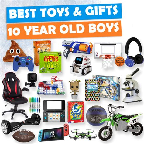 10 Gifts For by Gifts For 10 Year Boys Buzz