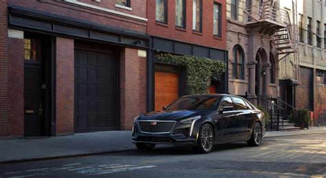 2019 Cadillac Ct6 by 2019 Cadillac Ct6 V Sport Debuts With V8 Gm Authority