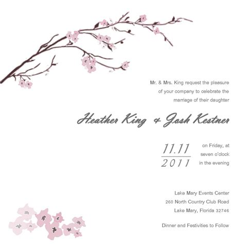unusual wedding invitation template invitation templates