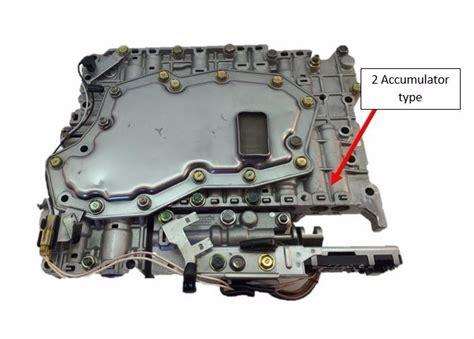 2005 nissan xterra transmission module re5ro5a nissan xterra 2004 up reman dyno valve