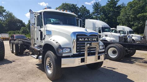mack trucks for sale mack cab chassis trucks for sale