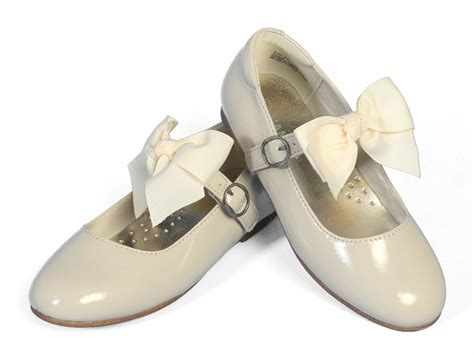 ivory dress shoes lamour ivory dress shoes w bow
