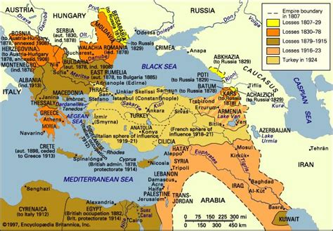 When Was The End Of The Ottoman Empire Ottoman Empire Facts History Map Britannica