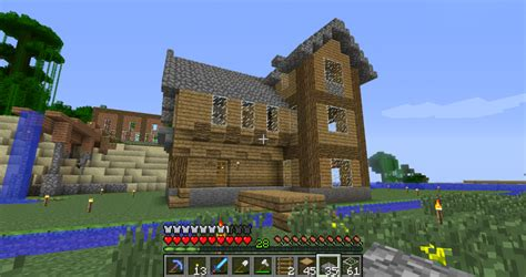 minecraft survival house designs minecraft survival house minecraft seeds for pc xbox pe ps3 ps4