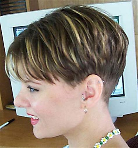buzzed wedge haircut the pixie revolution pixie cuts buzzed napes sidebuzz