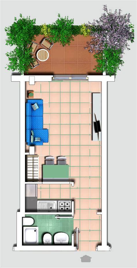 appartamenti roma est monolocale in affitto a roma est n 21 di 36 mq