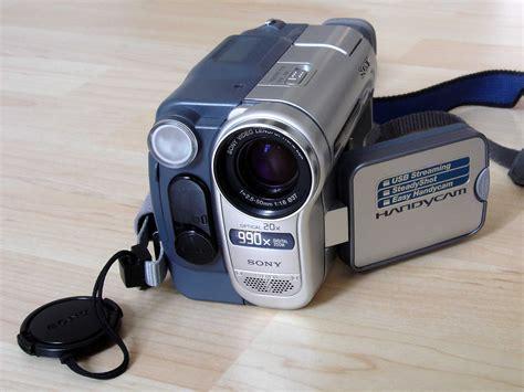 cassette videocamera mini dv