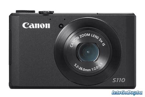 Kamera Canon Wifi Power S110 canon powershot s110 digital letsgodigital