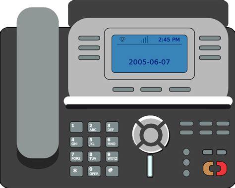 wireless voip desk phone phone clipart