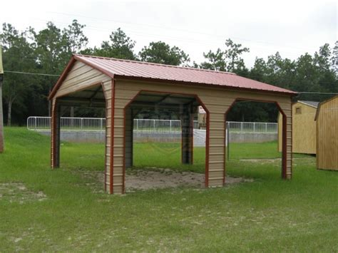 House Plans With Carports Metal Carports Garage Buildings