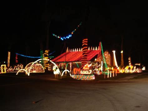 awesome christmas light displays in port orange volusia
