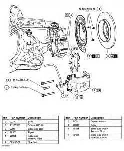 Check Brake System Ford Explorer Ford Explorer Parking Brake Diagram