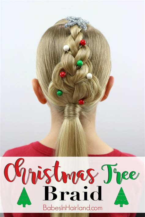 best 25 christmas hair ideas on pinterest christmas