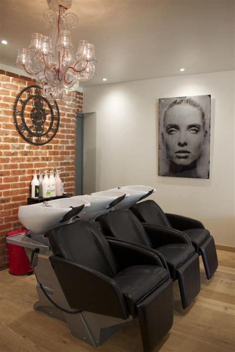 am 233 nagement d un salon de coiffure style industriel
