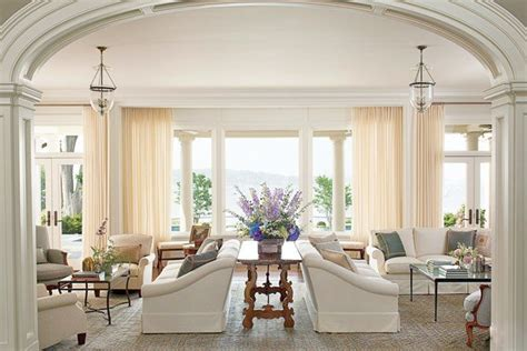 French Chateau Homes by Residential Archives Interior Design New York