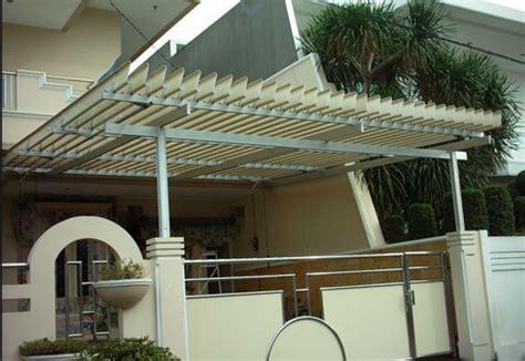 nomor rumah kayu atap 2020 atap kanopi rumah buka tutup bengkel las jaya
