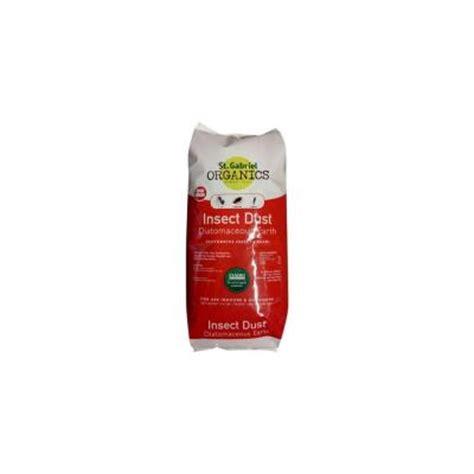 Garden Safe 4 Lb Diatomaceous St Gabriel Organics Insect Dust 4 4 Lb Food Grade