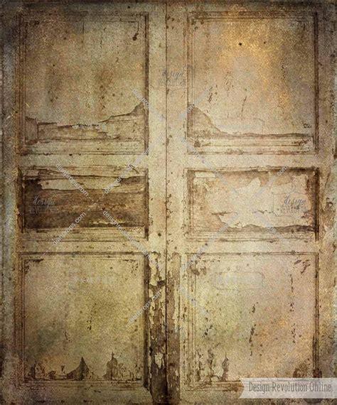 antique doors backdrop
