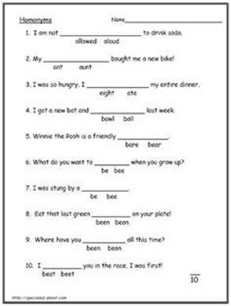Grammar Worksheets 4th Grade by Worksheets Student And Esl On