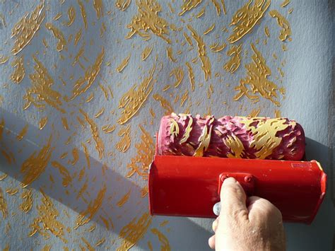 faux painting rollers decoroll a painting idea with decorative paint rollers