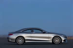 2015 mercedes s class coupe side view photo 11