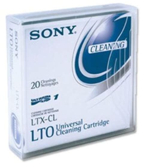 Lto Ultrium Universal Cleaning Cartridge sony lto ultrium universal cleaning cartridge ebuyer