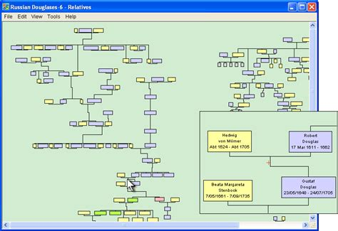 tree creator genealogical tree creator software