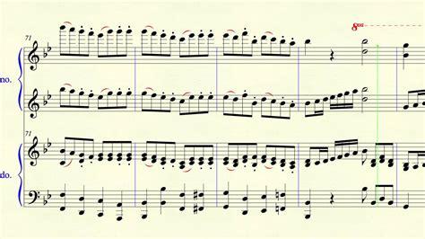 allegro con brio mozart mozart allegro con brio symphony no 25 k 183