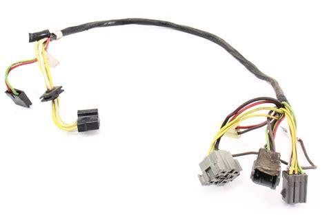 Heater Box Wiring Harness Vw Rabbit Jetta 81 84 Mk1 Hvac