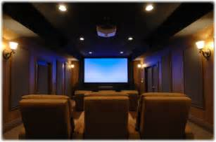 Home theater rooms design 1