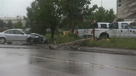 haircut ogden calgary close call for new driver in southeast calgary ctv