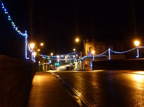 melksham christmas lights december 2011