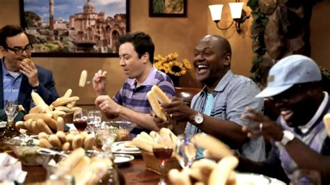 Olive Garden Commercial by Jimmy Fallon S Olive Garden Commercial Eater