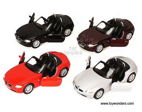 Bmw Z4 Roadster Diecast Ofc bmw z4 roadster convertible by kinsmart 1 32 scale diecast