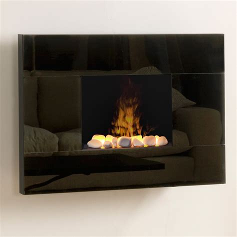 wall mounted fireplace dimplex tate optimyst wall mount electric fireplace tah20r