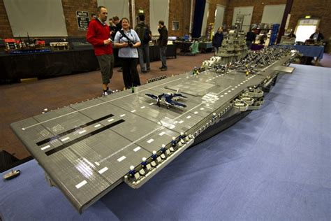 Tv Stand 50 by World S Largest Lego Ship Is An Incredible 23 Feet Long