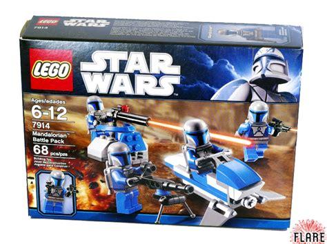 Lego Wars 7914 Mandolerian Battle Pack 1 review 7914 mandalorian battle pack lego wars