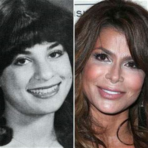 Paula Abdul Didnt Really Nose by Paula Abdul Plastic Surgery Before And After Photos